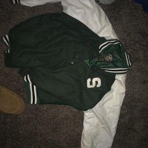 Michigan State Varisty Jacket